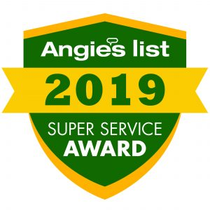 Angies List Super Service Award 2019